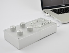 Ubiqubes modular electronics enclosure